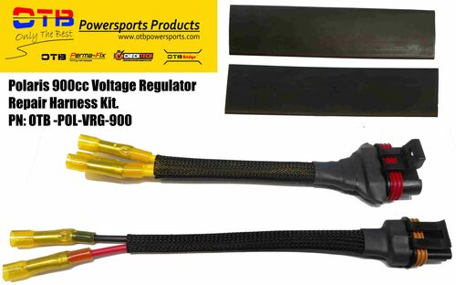 polaris voltage regulator wiring