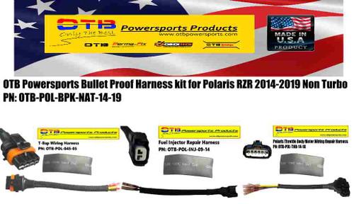 polaris rzr wiring repair kit