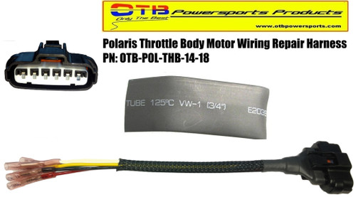 polaris rzr throttle body wiring