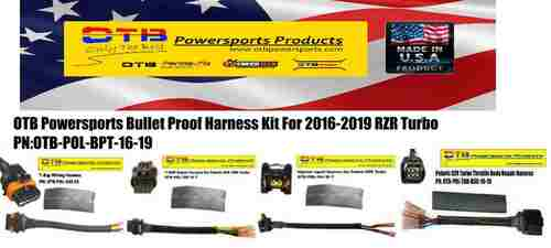 polaris wiring repair kit