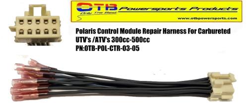 Polaris control module wiring harness repair kit