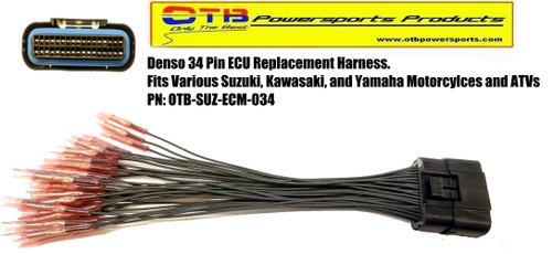 Denso ECU Repair Harness
