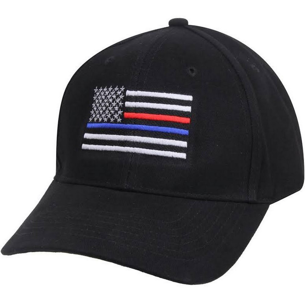 Thin Blue/Red Line Hat