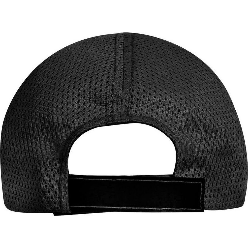 Mesh Backing For Cool, Comfortable Fit