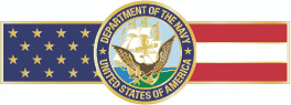 Navy Award Bar Pin