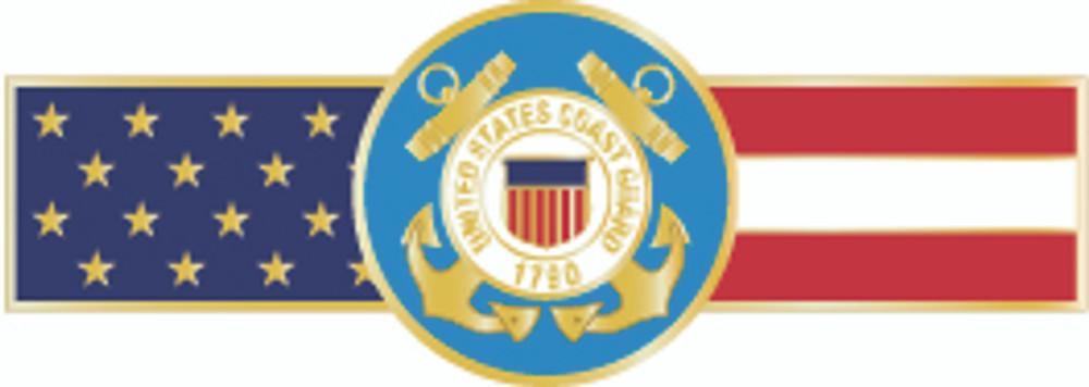 Coast Guard Award Bar Pin