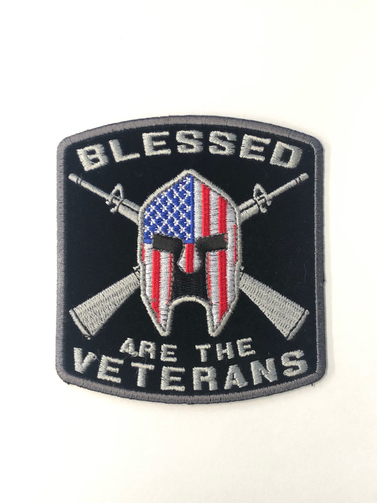 Blessed Are the Veterans Patch
