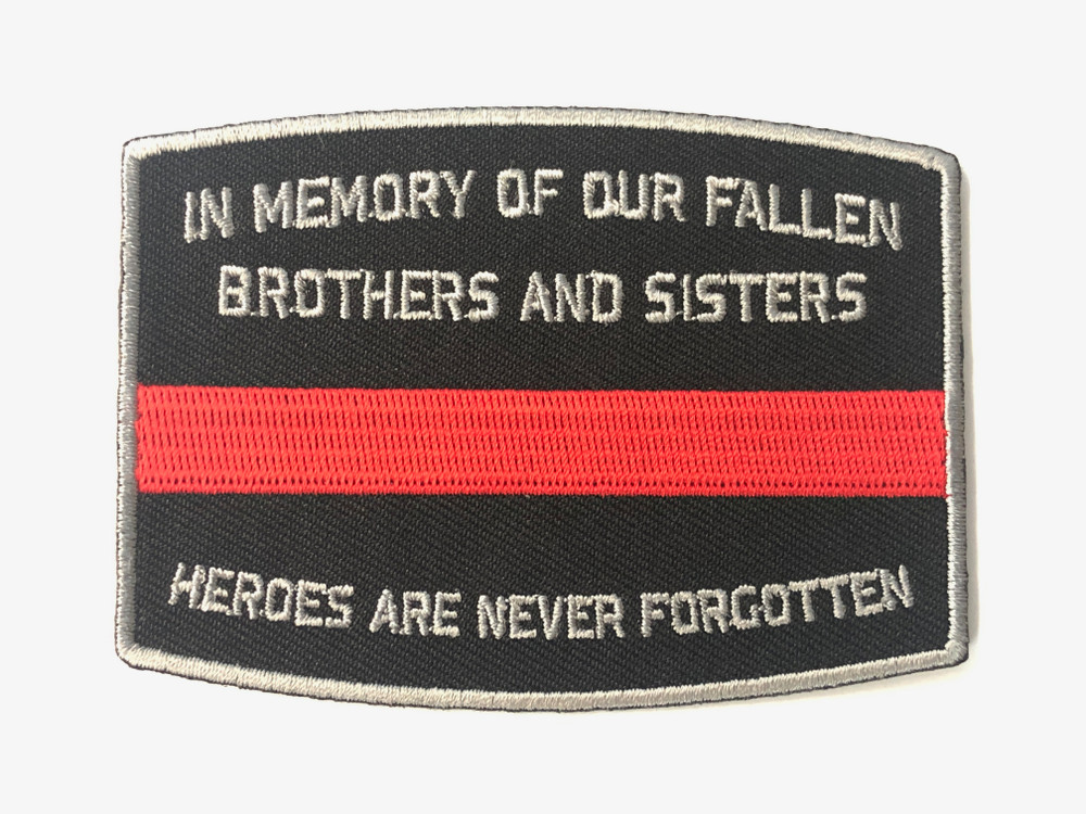 In Memory of Our Fallen Patch