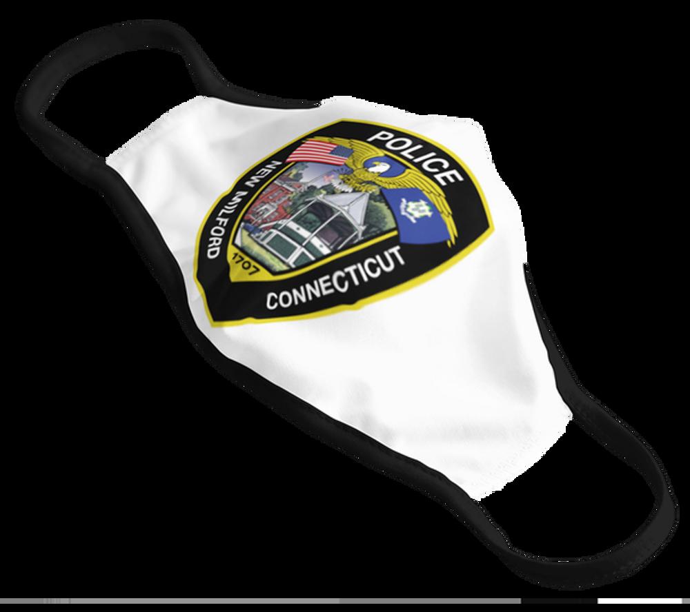 POLICE CUSTOM FACE MASK