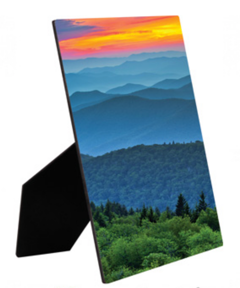 Hardboard Photo Panel with Easel 8x10