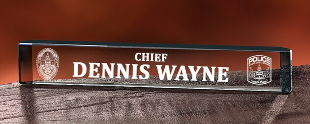 Director's Nameplate