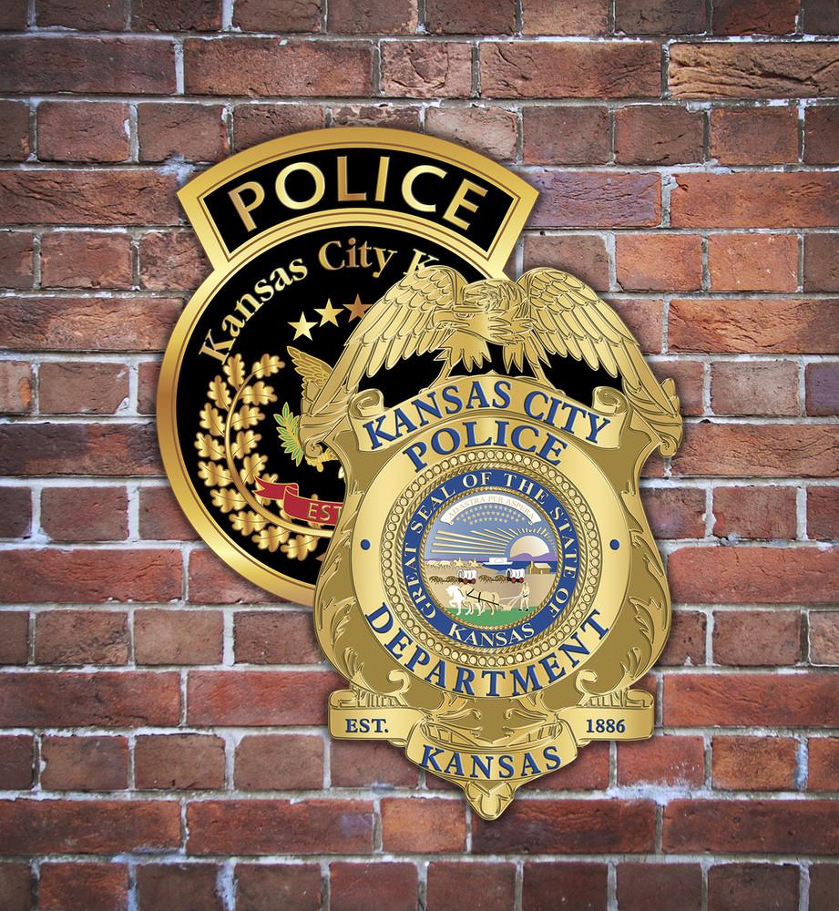 CUSTOM OUTDOOR SIGN (Law Enforcement)