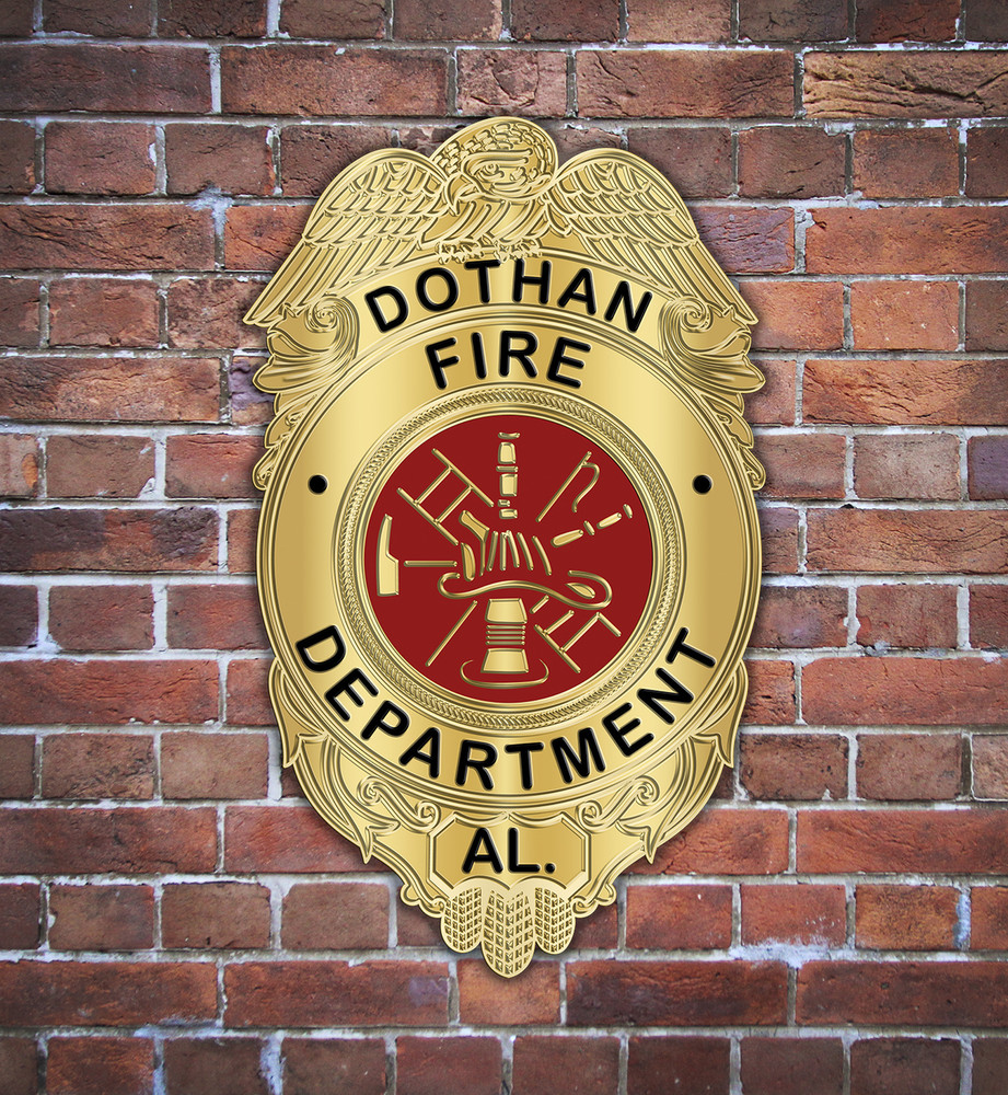 CUSTOM OUTDOOR SIGN (Fire Rescue & EMS)