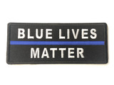 Blue Lives Matter Patch
