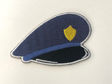 Police Hat Patch