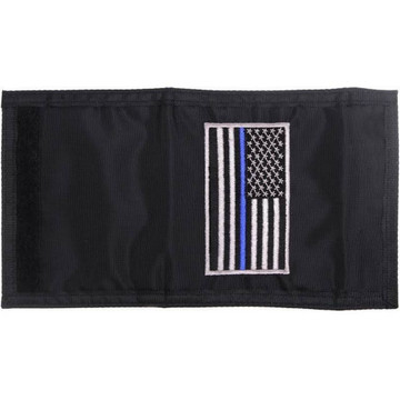 Blue Line Wallet
