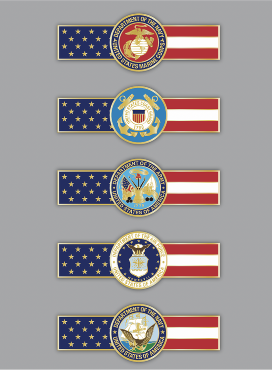 Challenge Coins, Patches, Pins & More! - Lapel Pins