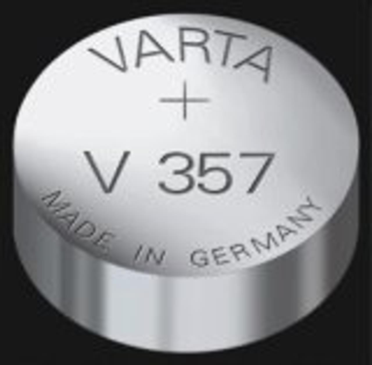 357 lr44 battery