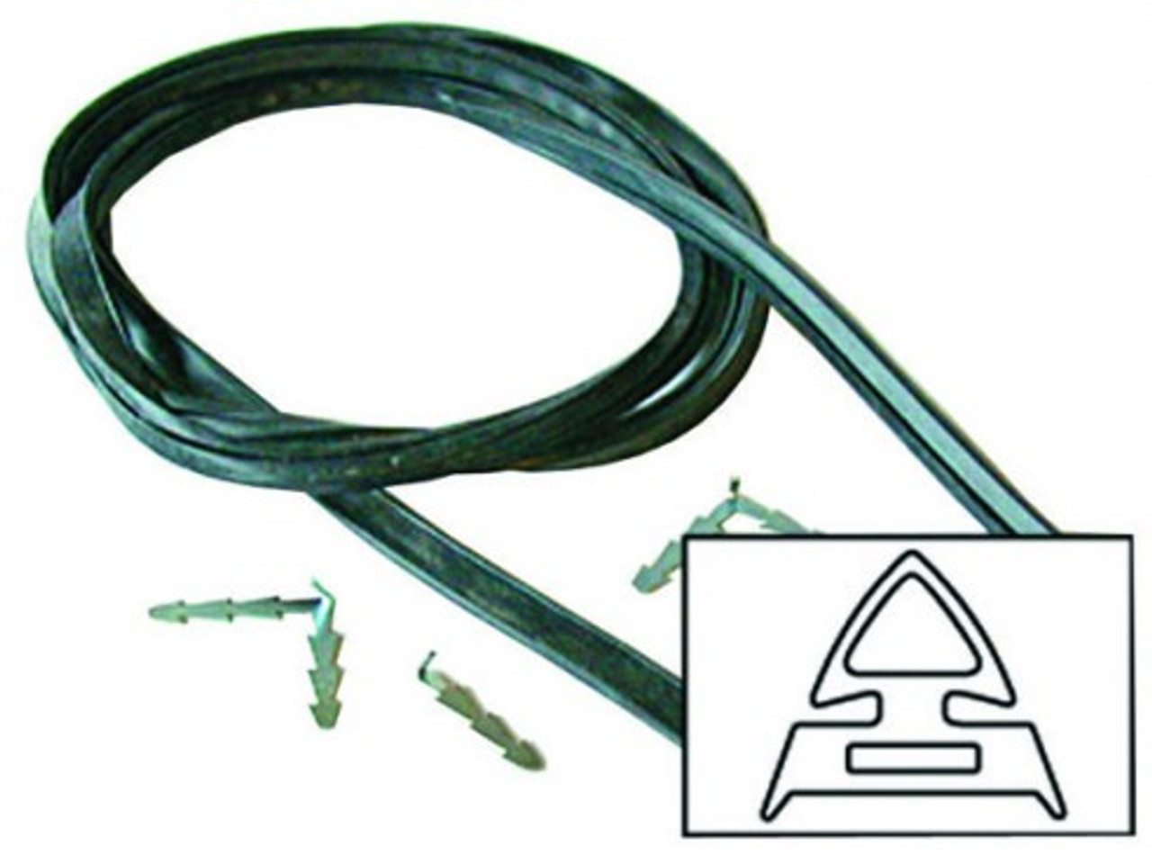 3 sided universal door seal
