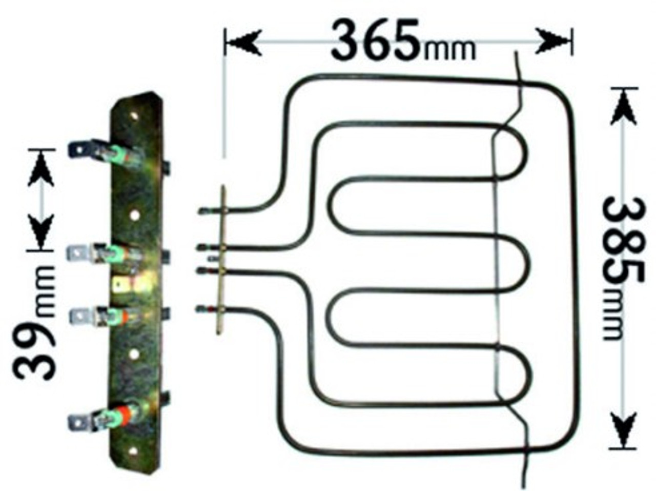 COLSTON ELEMENT - 800/1800W