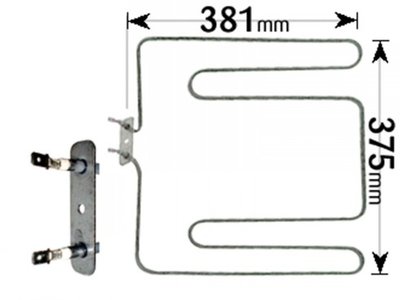 OVEN ELEMENT - 2500W