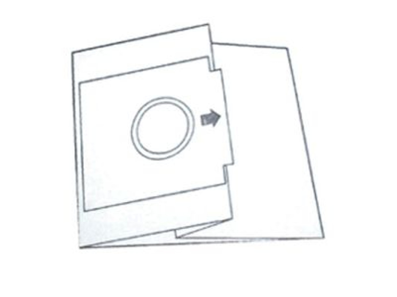 Goblin Iota Vacuum Cleaner Bags - SDB283
