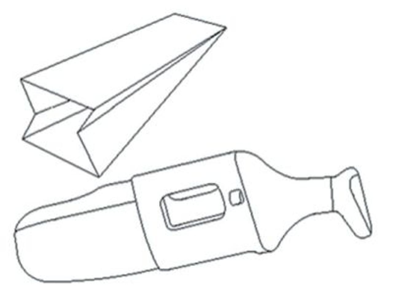 Hoover Dustette Vacuum Cleaner Bags - SDB66