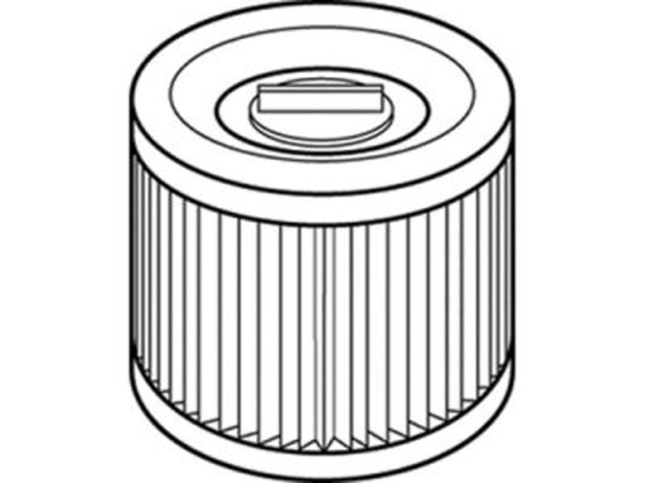Goblin - Aquavac Late Cartridge Filter - FIL47