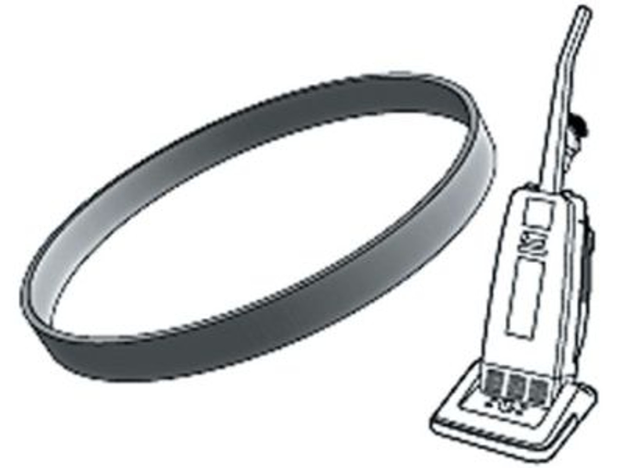 Electrolux Contour-Glider Drive Belts - PPP102
