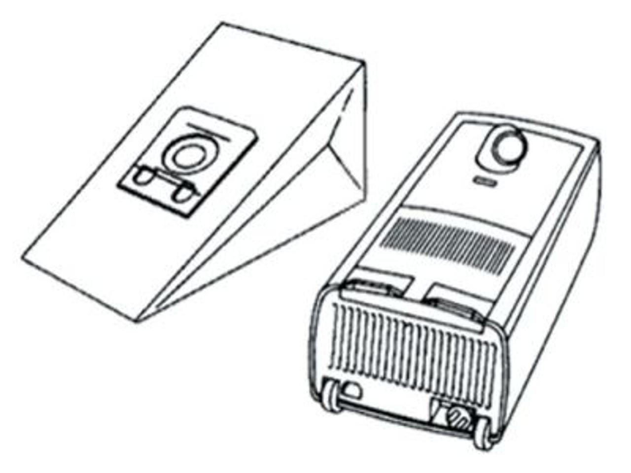 Miele S180 Vacuum Cleaner Bags - SDB76