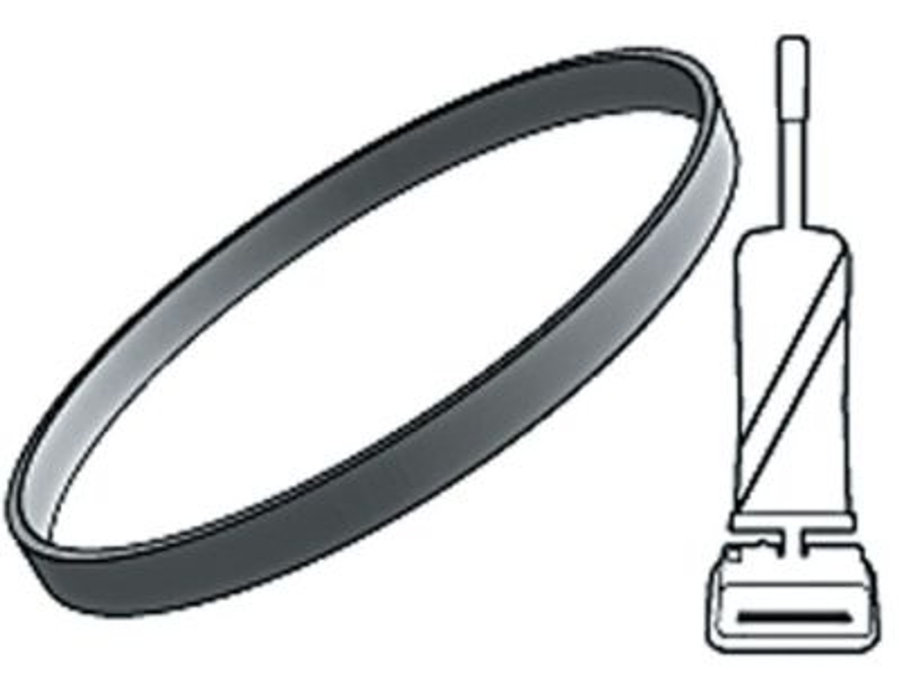 Oreck Upright Drive Belts - PPP132