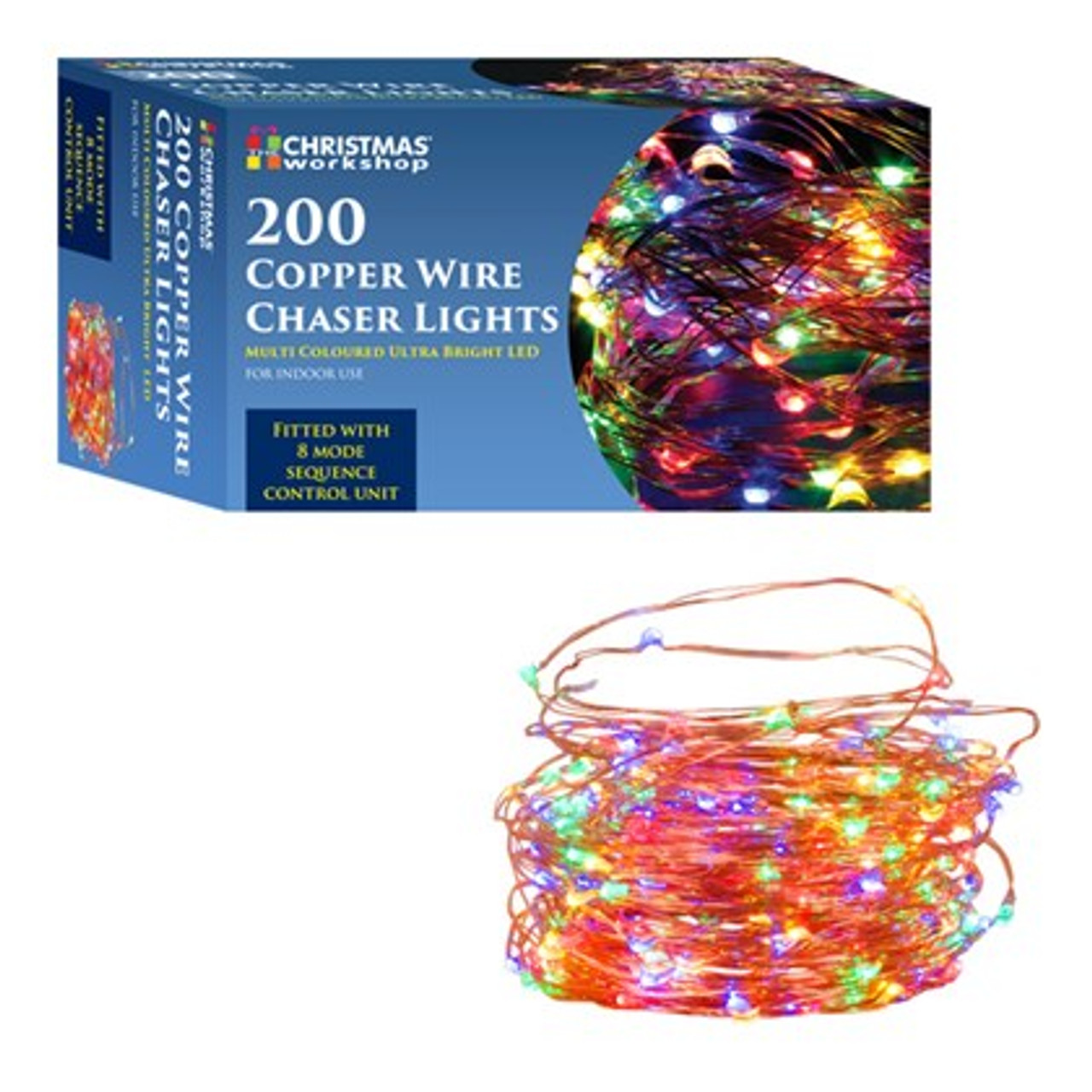 copper wire led