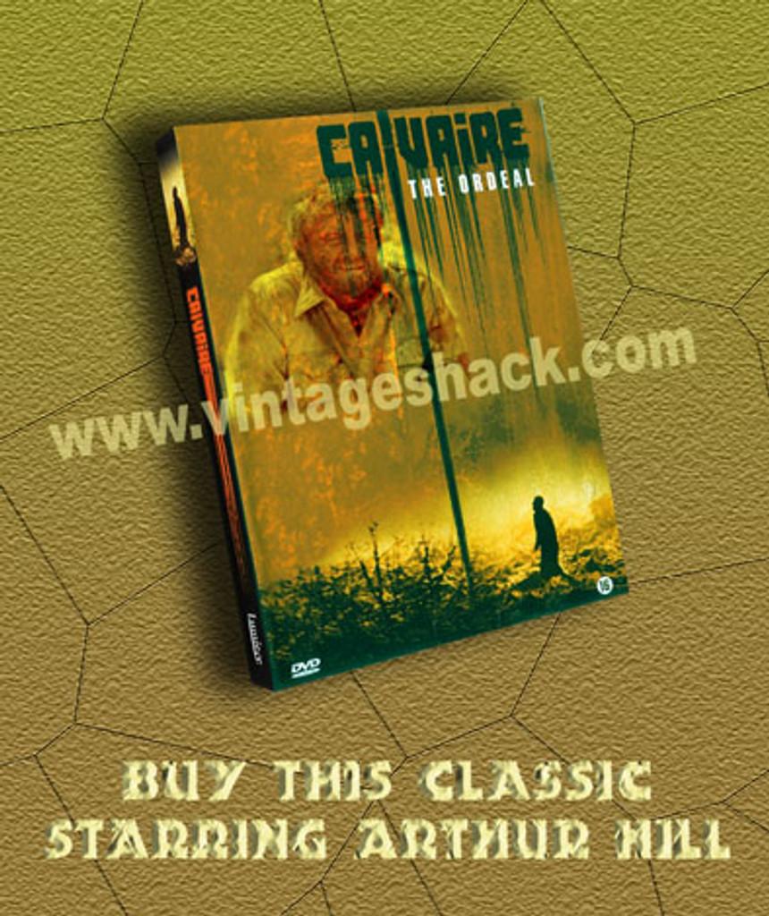 DVD ordeal 1973 Arthur hill