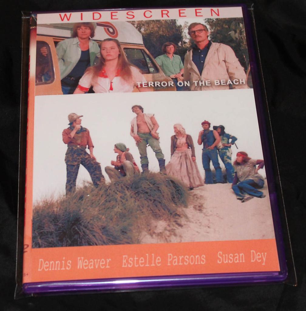 Terror on the Beach DVD Susan Dey
