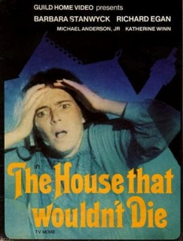 That House that would not die DVD Barbara Stanwyck