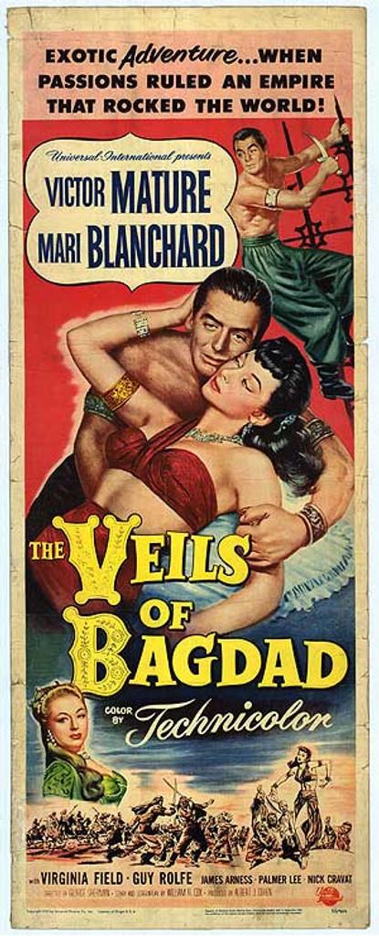 The Veils of Bagdad - DVD