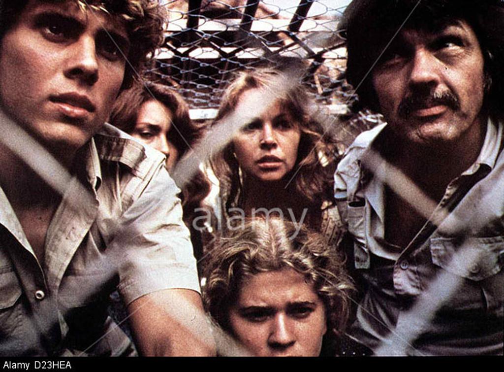 Savage Harvest starring Tom Skerritt, Michelle Phillips, 1981