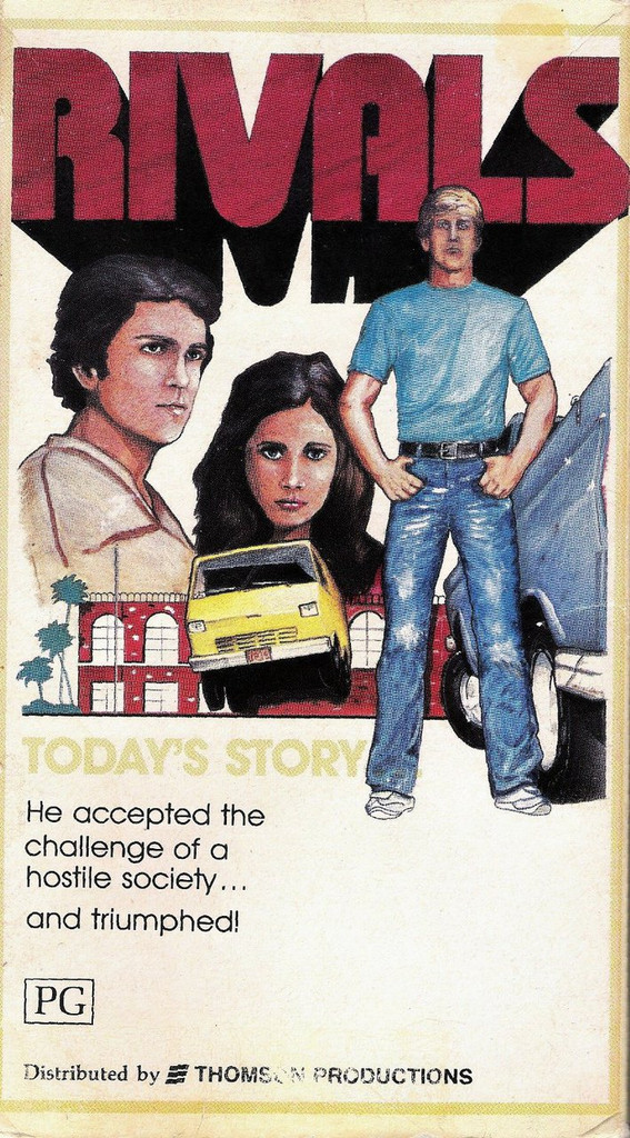 "Rivals DVD This movie is also known as ""The Stranger at Jefferson High"" 1981 DVD"