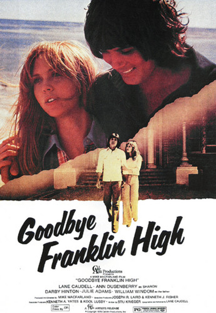 Goodbye, Franklin High DVD 1978 Lane Caudell