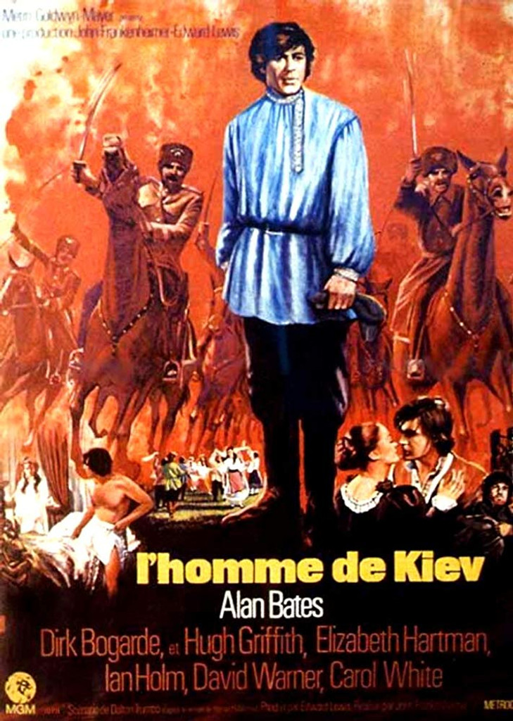 Based on the acclaimed Bernard Malamud novel of the same name, this drama finds Yakov Bok (Alan Bates), a Jewish handyman, wrongly imprisoned and accused of murder by the Russian Empire. As Bok struggles to deal with life in jail, his unsympathetic captors only make his existence harder as they cruelly press him for a confession to a crime that he did not commit. With nothing but time on his hands, Bok contemplates his existence and tries to come to terms with his bleak situation.