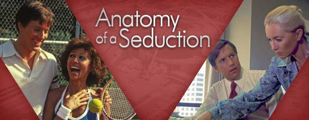 Anatomy of a Seduction DVD 1979 Susan Flannery, Jameson Parker
