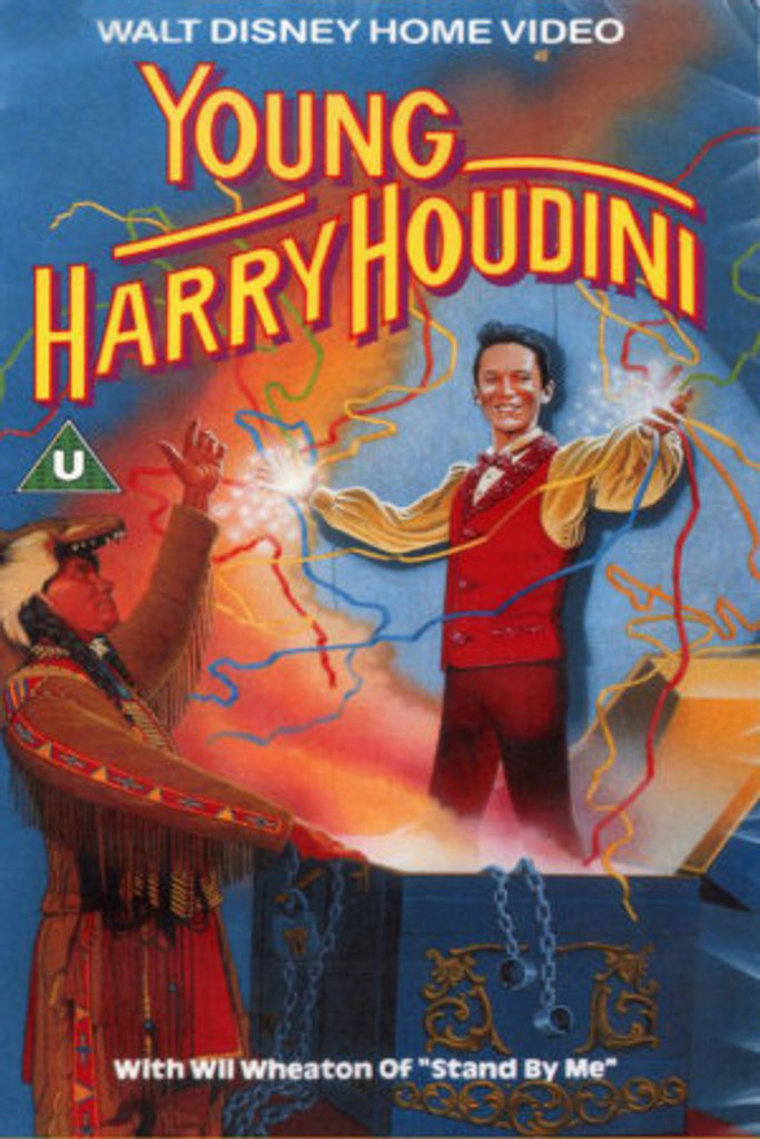 young harry houdini dvd 1986