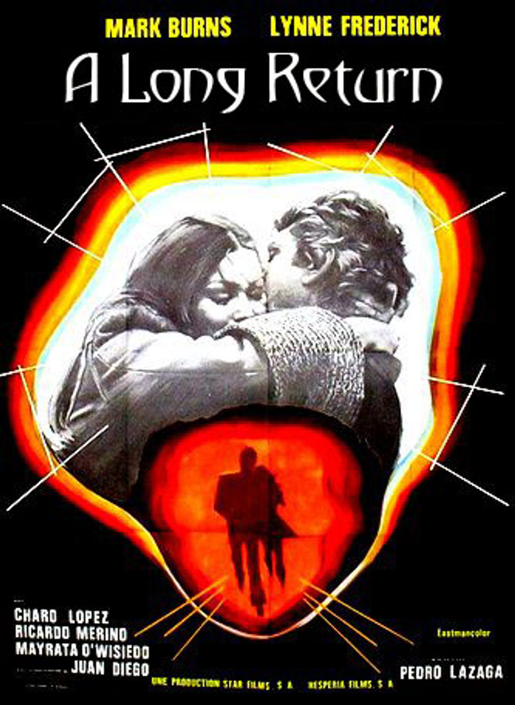 Great and forgotten love story from the 70s originally made in Spain, Language Dubbed in English