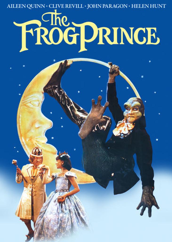 the frog prince 1986 DVD