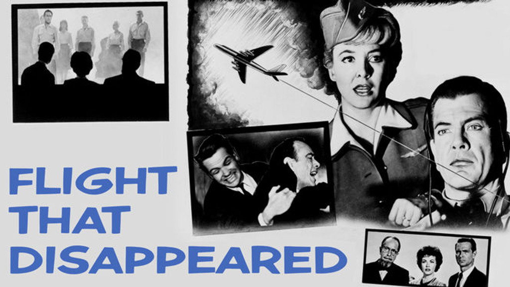 the flight that disappeared 1961 DVD