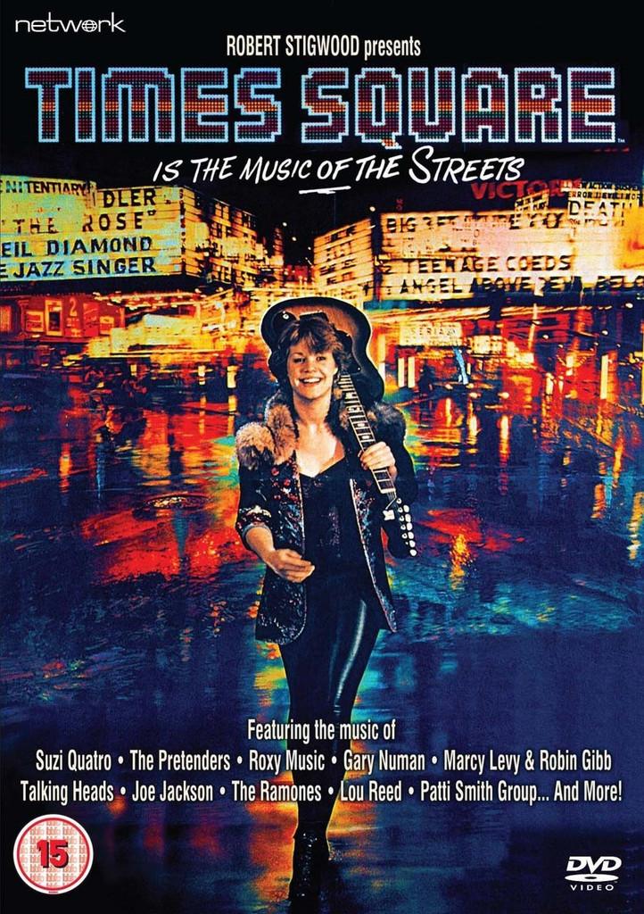 Times Square DVD 1980 Trini Alvarado