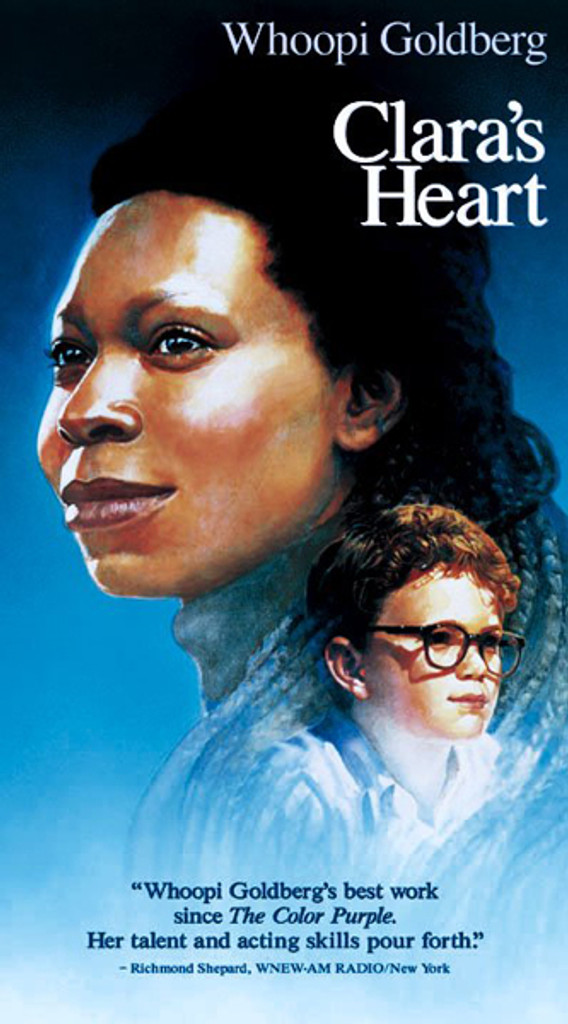 clara's heart dvd Whoopi Goldberg, Neil Patrick Harris