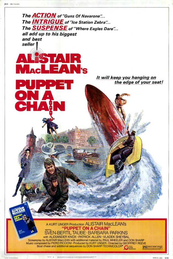 puppet on a chain DVD