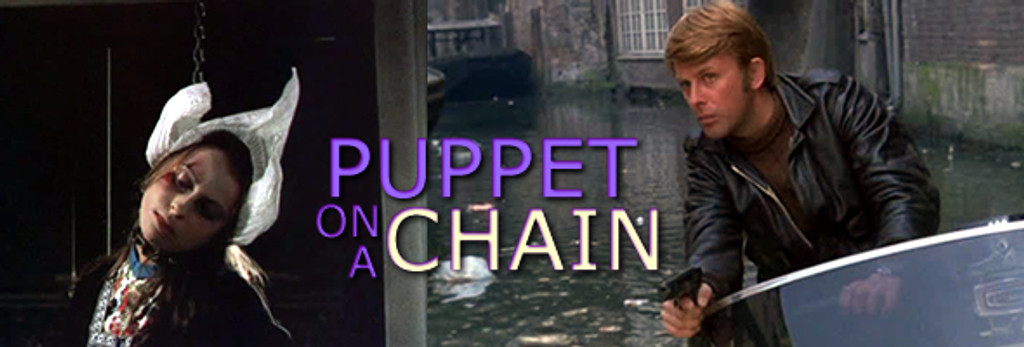 puppet on a chain DVD movie All Regions