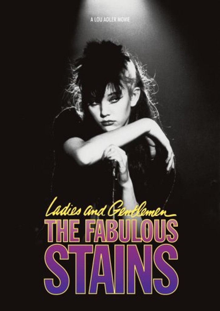 Ladies And Gentlemen, The Fabulous Stains DVD